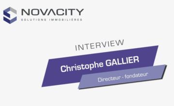 Vidéo Interview Christophe Gallier